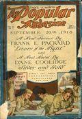 Popular Magazine (1903-1931 Street & Smith) Pulp Vol. 50 #1