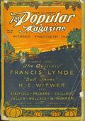 Popular Magazine (1903-1931 Street & Smith) Pulp Vol. 50 #3