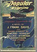 Popular Magazine (1903-1931 Street & Smith) Pulp Vol. 51 #5