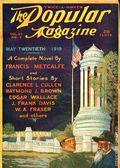 Popular Magazine (1903-1931 Street & Smith) Pulp Vol. 52 #5