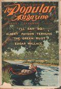 Popular Magazine (1903-1931 Street & Smith) Pulp Vol. 53 #4