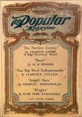 Popular Magazine (1903-1931 Street & Smith) Pulp Vol. 54 #5