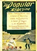 Popular Magazine (1903-1931 Street & Smith) Pulp Vol. 56 #5