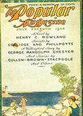 Popular Magazine (1903-1931 Street & Smith) Pulp Vol. 56 #6