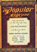 Popular Magazine (1903-1931 Street & Smith) Pulp Vol. 58 #1