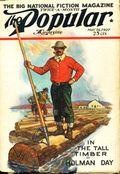 Popular Magazine (1903-1931 Street & Smith) Pulp Vol. 84 #3