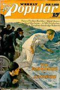 Popular Magazine (1903-1931 Street & Smith) Pulp Vol. 88 #2