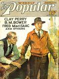 Popular Magazine (1903-1931 Street & Smith) Pulp Vol. 88 #4