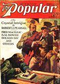 Popular Magazine (1903-1931 Street & Smith) Pulp Vol. 88 #6