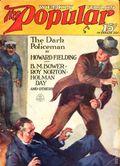 Popular Magazine (1903-1931 Street & Smith) Pulp Vol. 89 #1