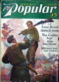 Popular Magazine (1903-1931 Street & Smith) Pulp Vol. 89 #2