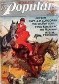 Popular Magazine (1903-1931 Street & Smith) Pulp Vol. 89 #3