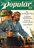 Popular Magazine (1903-1931 Street & Smith) Pulp Vol. 90 #1