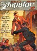 Popular Magazine (1903-1931 Street & Smith) Pulp Vol. 90 #2