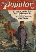 Popular Magazine (1903-1931 Street & Smith) Pulp Vol. 90 #3