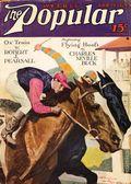 Popular Magazine (1903-1931 Street & Smith) Pulp Vol. 90 #5