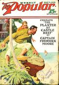 Popular Magazine (1903-1931 Street & Smith) Pulp Vol. 91 #1