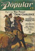 Popular Magazine (1903-1931 Street & Smith) Pulp Vol. 91 #2