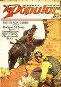 Popular Magazine (1903-1931 Street & Smith) Pulp Vol. 91 #3