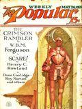 Popular Magazine (1903-1931 Street & Smith) Pulp Vol. 91 #4
