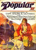Popular Magazine (1903-1931 Street & Smith) Pulp Vol. 91 #6