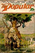 Popular Magazine (1903-1931 Street & Smith) Pulp Vol. 92 #1