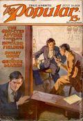 Popular Magazine (1903-1931 Street & Smith) Pulp Vol. 92 #5