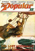 Popular Magazine (1903-1931 Street & Smith) Pulp Vol. 92 #6
