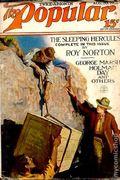 Popular Magazine (1903-1931 Street & Smith) Pulp Vol. 93 #1