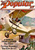Popular Magazine (1903-1931 Street & Smith) Pulp Vol. 93 #3