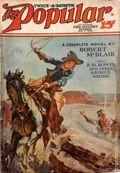 Popular Magazine (1903-1931 Street & Smith) Pulp Vol. 93 #4