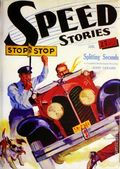 Speed Stories (1931-1932 Headquarters Publishing) Pulp Vol. 1 #2
