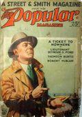 Popular Magazine (1903-1931 Street & Smith) Pulp Vol. 103 #3