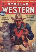 Popular Western (1934-1953 Better Publications) Pulp Vol. 1 #2