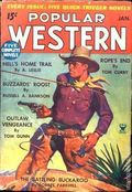Popular Western (1934-1953 Better Publications) Pulp Vol. 1 #3