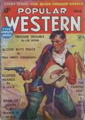 Popular Western (1934-1953 Better Publications) Pulp Vol. 2 #2