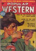 Popular Western (1934-1953 Better Publications) Pulp Vol. 3 #1
