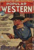 Popular Western (1934-1953 Better Publications) Pulp Vol. 3 #2