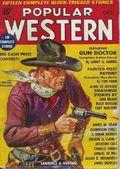 Popular Western (1934-1953 Better Publications) Pulp Vol. 4 #3