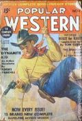 Popular Western (1934-1953 Better Publications) Pulp Vol. 5 #1