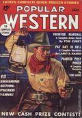 Popular Western (1934-1953 Better Publications) Pulp Vol. 5 #3