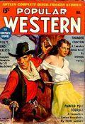Popular Western (1934-1953 Better Publications) Pulp Vol. 6 #1