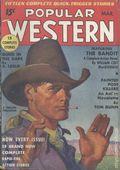 Popular Western (1934-1953 Better Publications) Pulp Vol. 6 #2