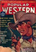 Popular Western (1934-1953 Better Publications) Pulp Vol. 6 #3