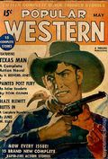 Popular Western (1934-1953 Better Publications) Pulp Vol. 7 #1