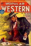Popular Western (1934-1953 Better Publications) Pulp Vol. 7 #3