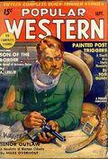 Popular Western (1934-1953 Better Publications) Pulp Vol. 8 #2