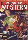 Popular Western (1934-1953 Better Publications) Pulp Vol. 8 #3