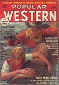 Popular Western (1934-1953 Better Publications) Pulp Vol. 9 #1