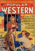 Popular Western (1934-1953 Better Publications) Pulp Vol. 10 #1